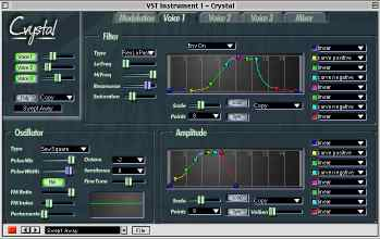 Crystal VST Instrument